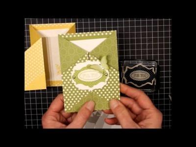 Flip and Fold Card