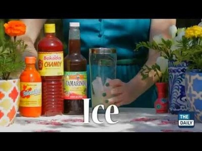 How to make a savory, spicy michelada