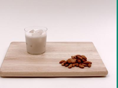 How to Make Almond Milk Recipe: Howdini Hacks