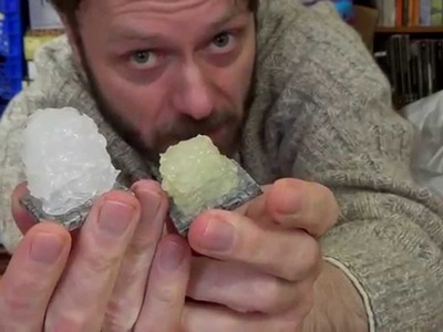 Make Your Own Gelatinous Cubes