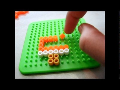 Perler bead popsicle tutorial