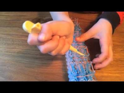 Rainbow Loom AWESOME Sailor's Loop Bracelet
