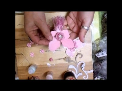 Shabby Chic Butterfly Tutorial - jennings644