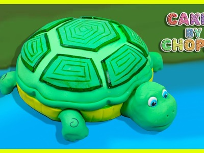 Turtle Cake (How To)