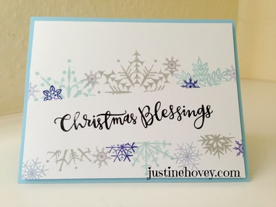 12 Days of Christmas *Day 7* Bulk Card Creations