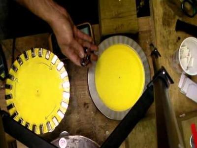 5 phase 36-24 magnets VS coil size shape pma wind turbine vawt hawt 36