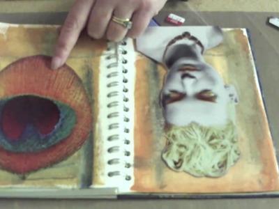 Art Journal: Love Yourself