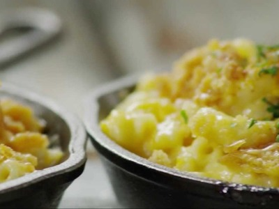 Casserole Recipes - How to Make Baked Macaroni and Cheese
