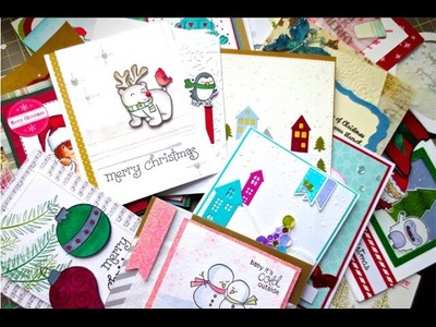 Christmas Card Share and Life Update