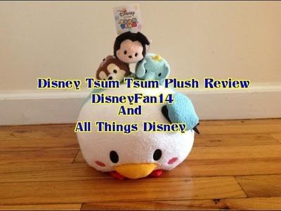 Disney Tsum Tsum Plush Review ft. All Things Disney