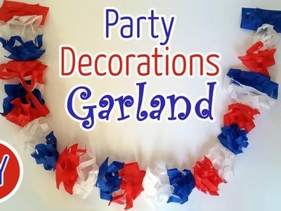 Diy crafts: Garland - Ana | DIY Crafts