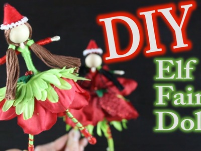 DIY Doll Making - Christmas Decor Elf Doll