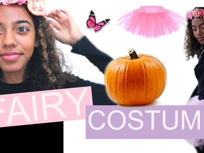 DIY: Fairy Costume - Halloween Costume Idea