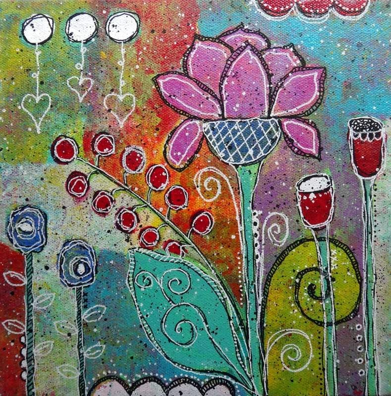 Download canvas painting