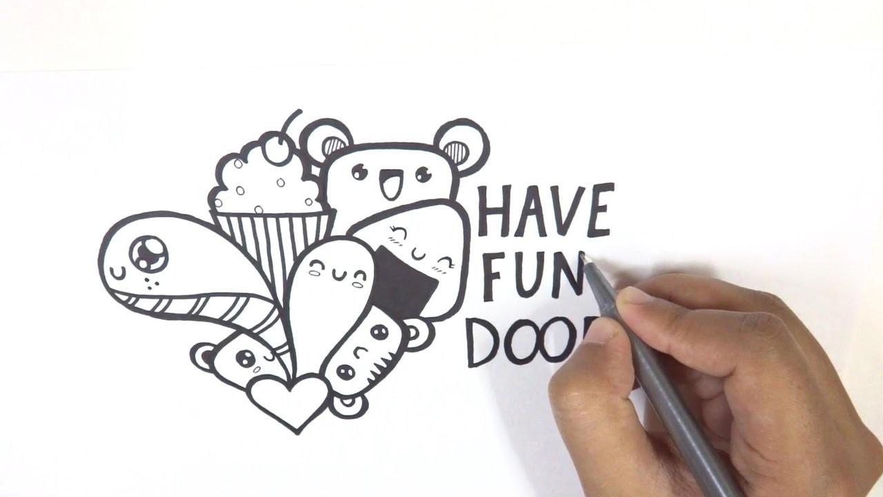 Have Fun Doodling