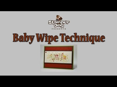 How to Do the Baby Wipe Technique