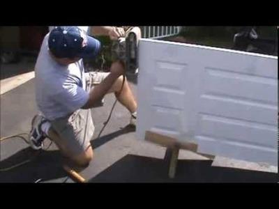 How to fix a door that won't shut