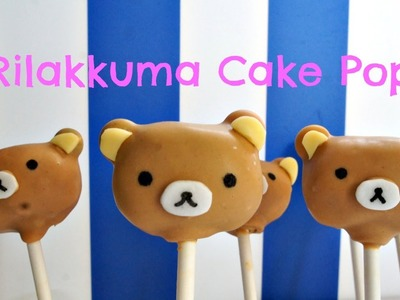 How to Make Rilakkuma Cake Pops ft.yoyomax12 | baby gender reveal
