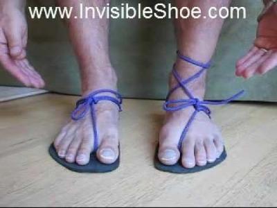 Make huaraches (Tarahumara running sandals) 3.3