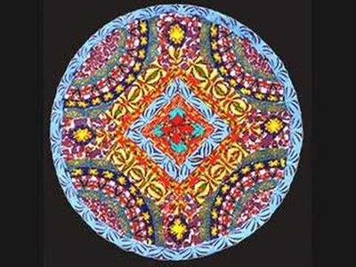 Mandala - Brazilian Polymer Clay design