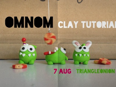 Omnom Clay tutorial .