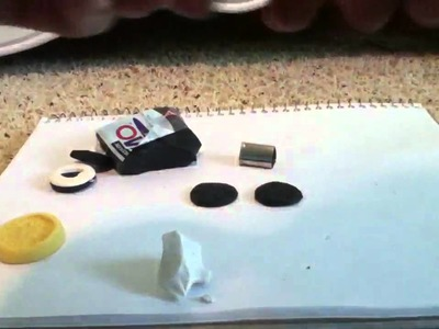Oreo friendship necklace tutorial! :)