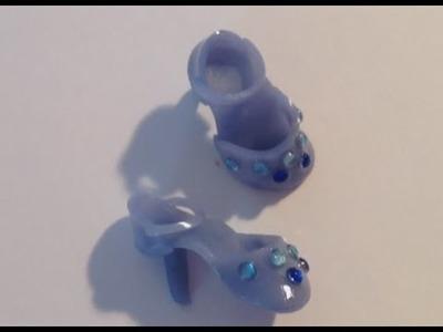 Polymer Clay Miniature - High Heals