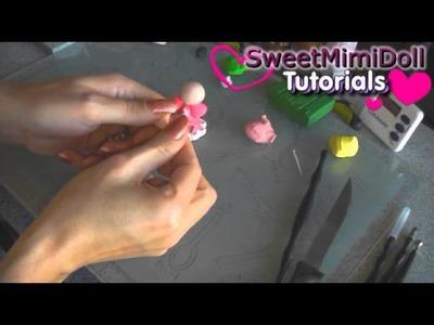 Polymer Clay Rapunzel Chibi Tutorial.