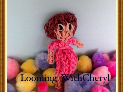 Rainbow Loom Pregnant Lady - Gomitas - Looming WithCheryl