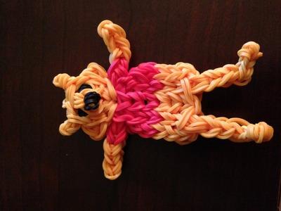 Rainbow Loom Winnie the Pooh
