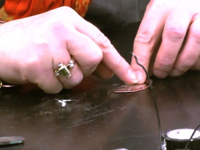 Salt Water Etching for Jewelers