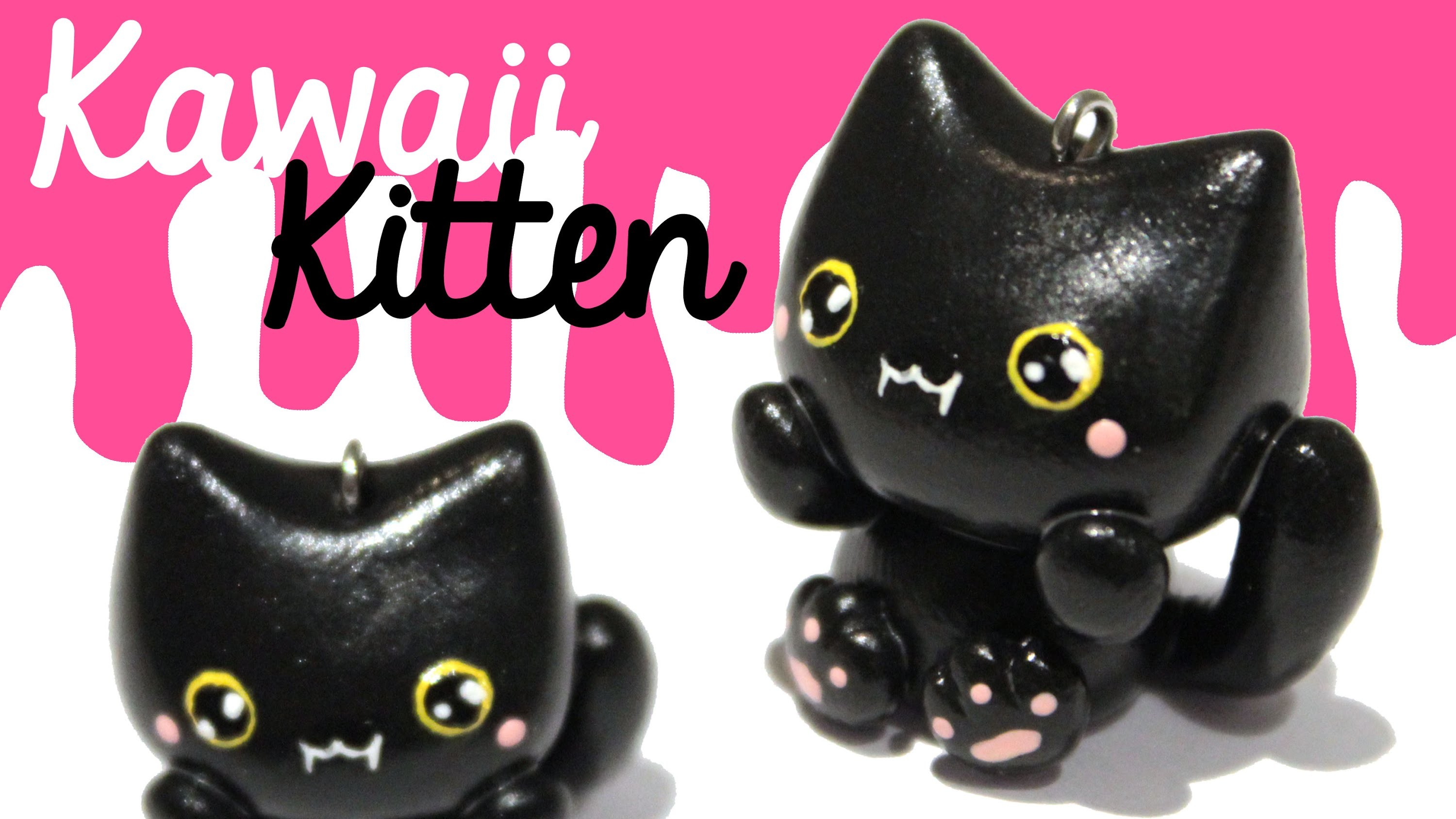 ^__^ Black Cat! - Kawaii Friday 147