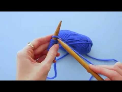Cast On: How to Knit for Beginners
