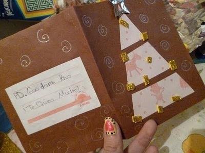 Crea una tarjeta navideña Fácil
