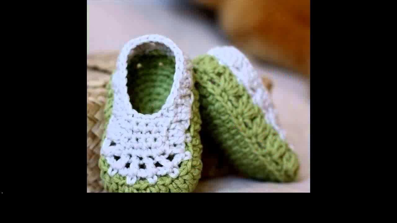 Crochet shoes ideas