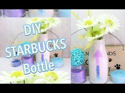 DIY starbucks bottle