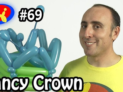Fancy Crown - Balloon Animal Lessons #69