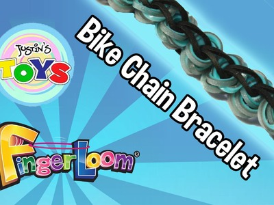 Finger Loom™ Bike Chain Bracelet by the Maker of Rainbow Loom