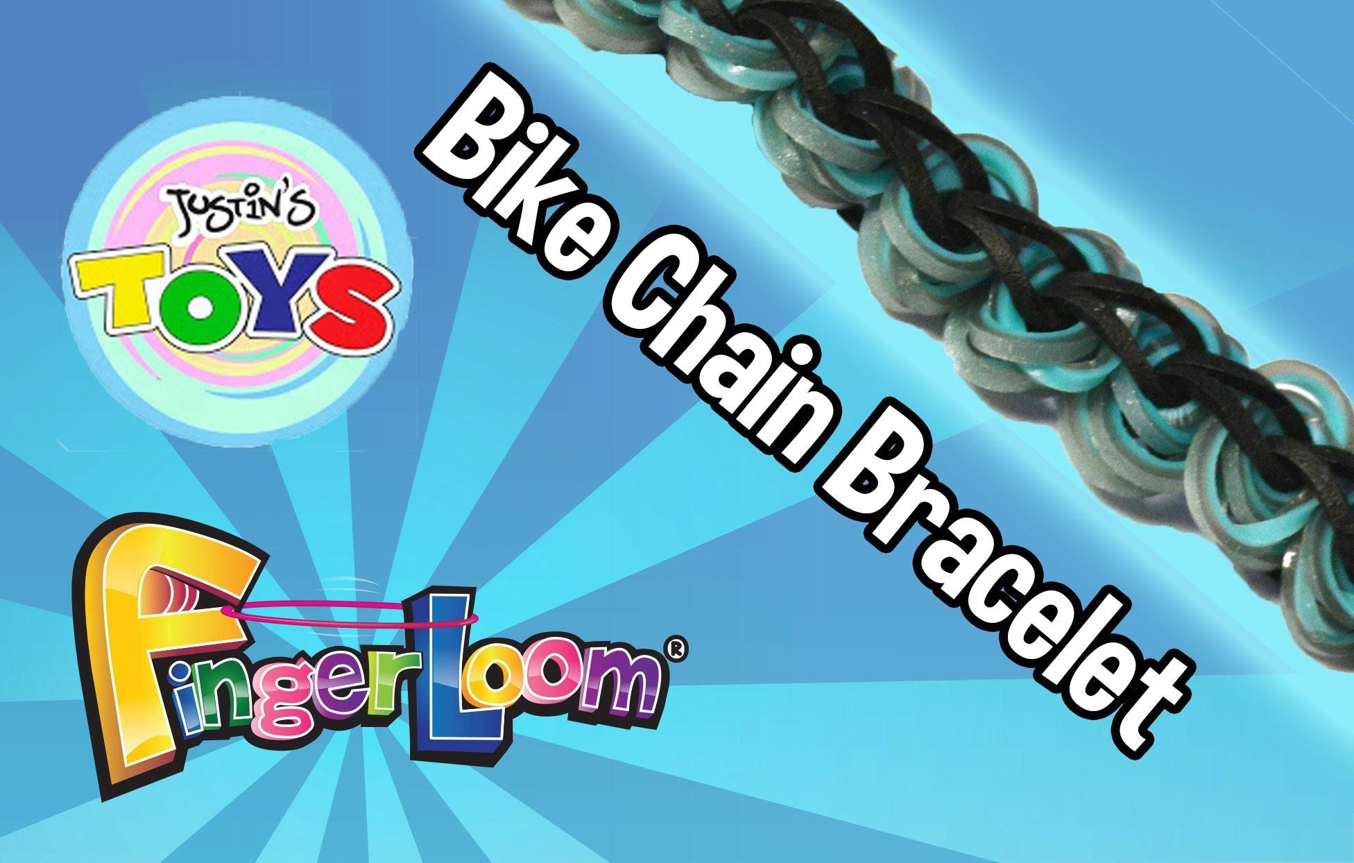 Finger Loom™ Bike Chain Bracelet by the Maker of Rainbow Loom