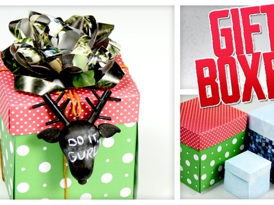 Gift Boxes & Bows - Do It, Gurl