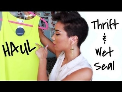 HAUL| Thrift & Wet Seal