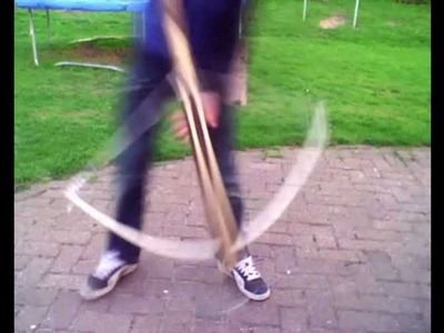 Homemade Crossbow (Extremely Powerful)