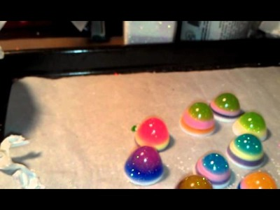 Jelly resin rings and ramblings 1.18.12