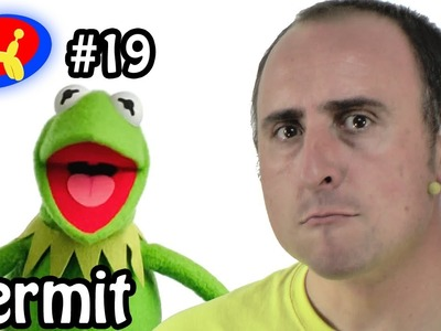 Kermit the Frog - Balloon ! Win ! Fail ! #19