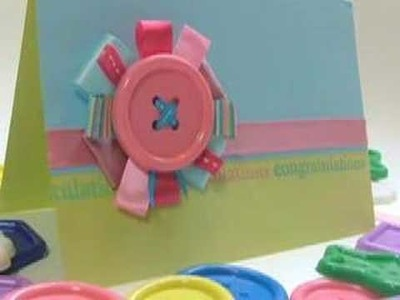 Ku-Ku CARD Button & Ribbon (Botón y Lazo) 2.2