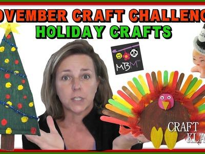 Made by Mommy November Craft Challenge DIY