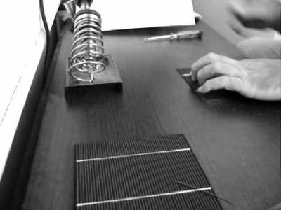 Make a Solar Panel DIY Part 1