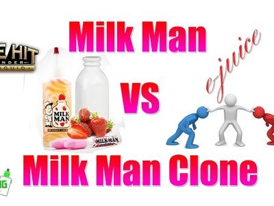 OHW: Milk Man vs Milk Man (clone) DIY eJuice | VAPEFOG