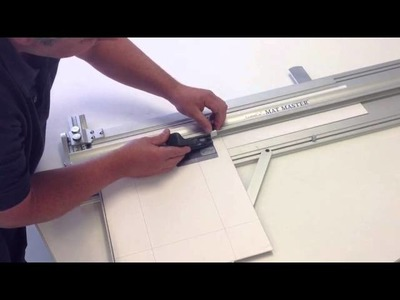 Picture Frame Mat Cutting 1060B.860B