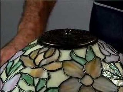Quoizel Tiffany Art Glass part 2